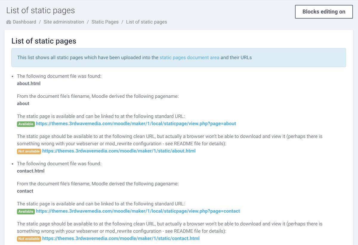 moodle-staticpage-page-list