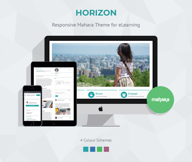 Responsive-Mahara-Theme-Horizon-Promo-full