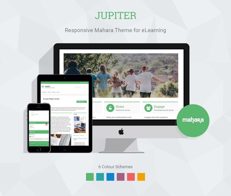 Responsive-Mahara-Theme-Jupiter-Promo-full