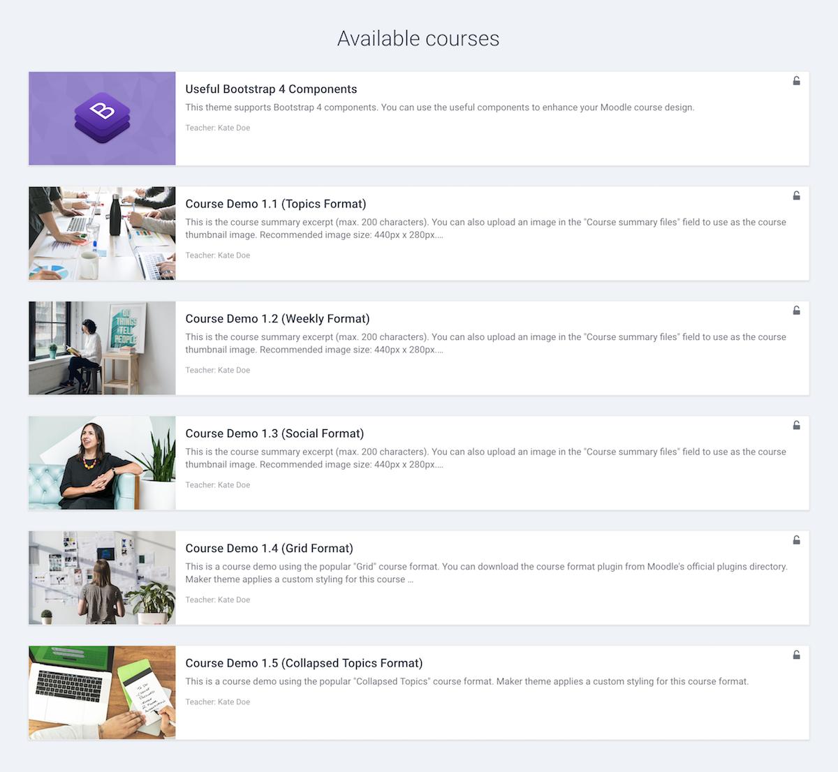 moodle-theme-maker-course-list-layout-style-default-output