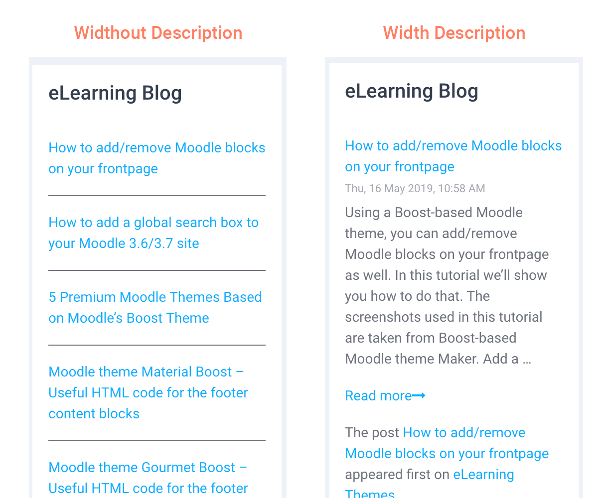 moodle-blog-feed-description-comparison
