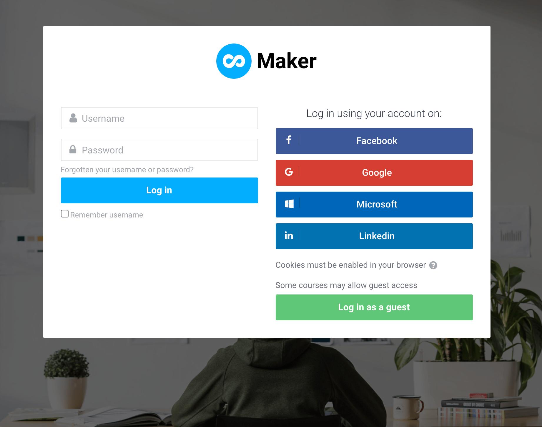 moodle-login-page-default-layout